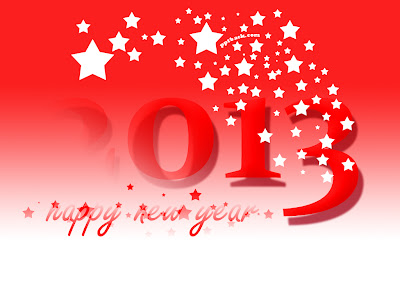 Happy New Year 2013 Wallpapers and Salutation 2