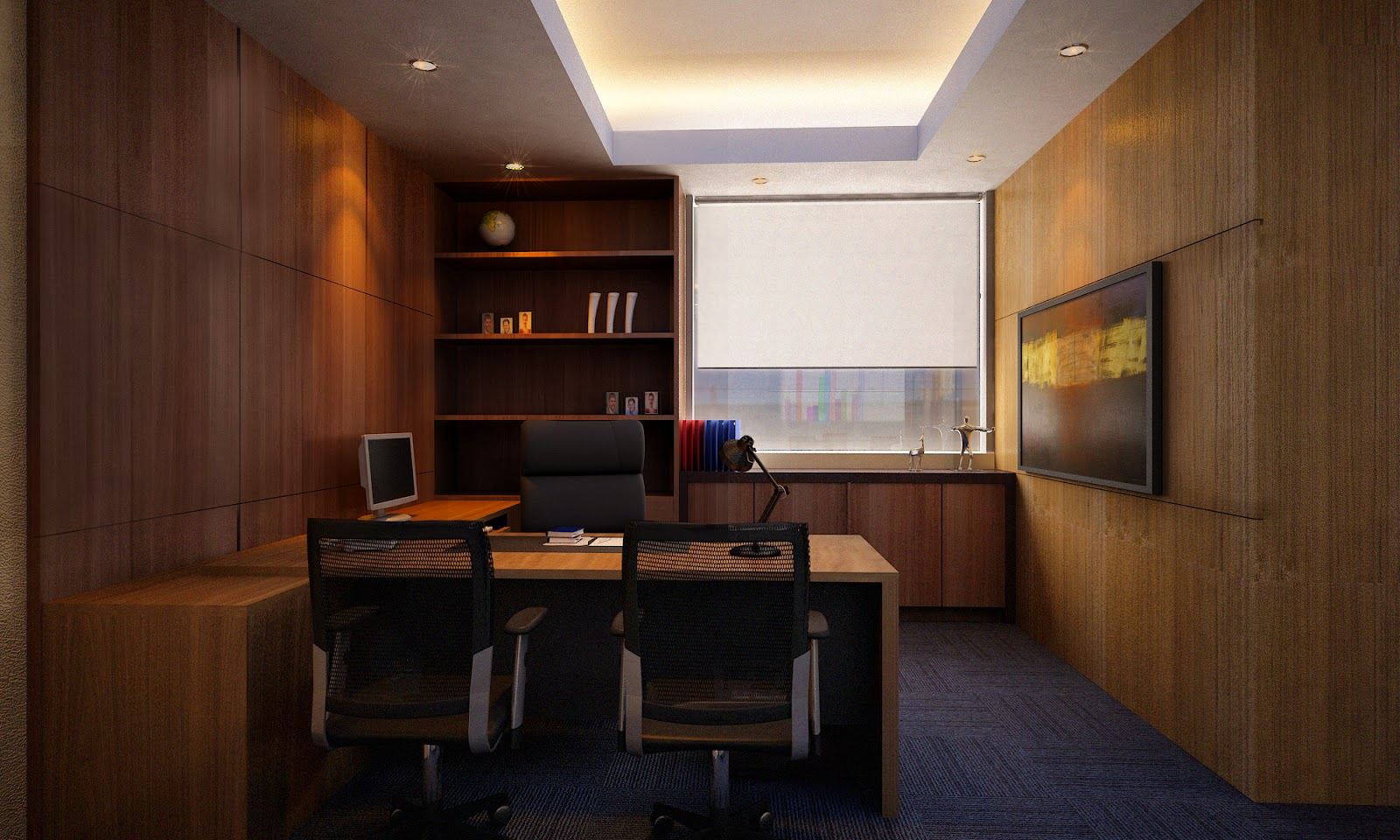 office by design. YOKOGAWA Office By PT MORPHOSA INDONESIA Design N