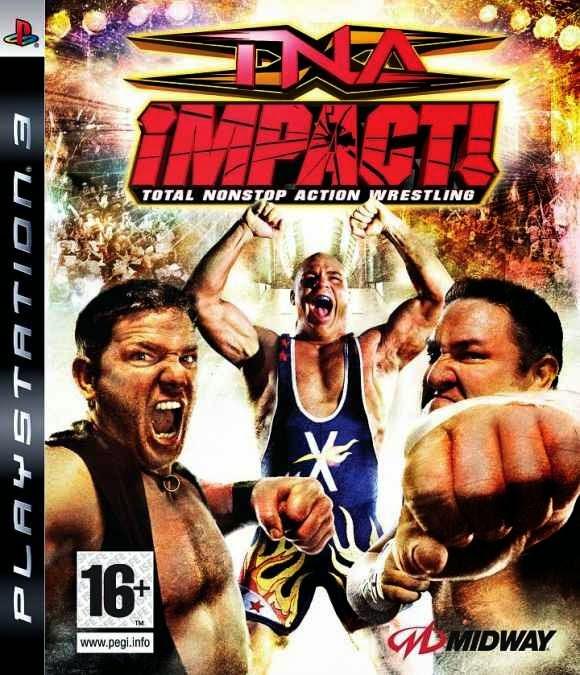 TNA iMPACT! [PS3] [EUR] [3.55]