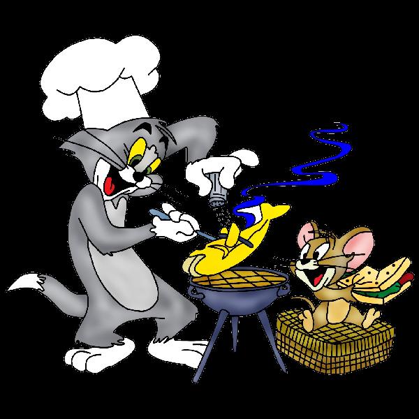 The Cartoon Characters Tom And Jerry : Cartoon characters tom and jerry