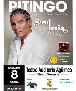 """Pitingo: """"Soul, boulería y más"""""""