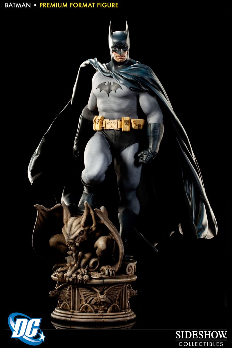 Estatua Batman Dark Knight Premium Format Sideshow