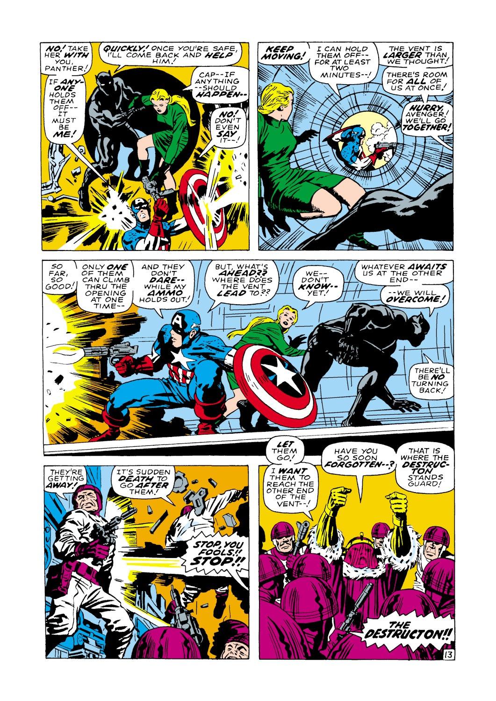 Captain America (1968) Issue #100 #14 - English 14