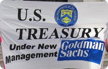 Goldman Sachs bankster evil