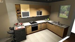 Tiga Prinsip Dasar Dalam Mendesain Dapur Di Rumah Anda