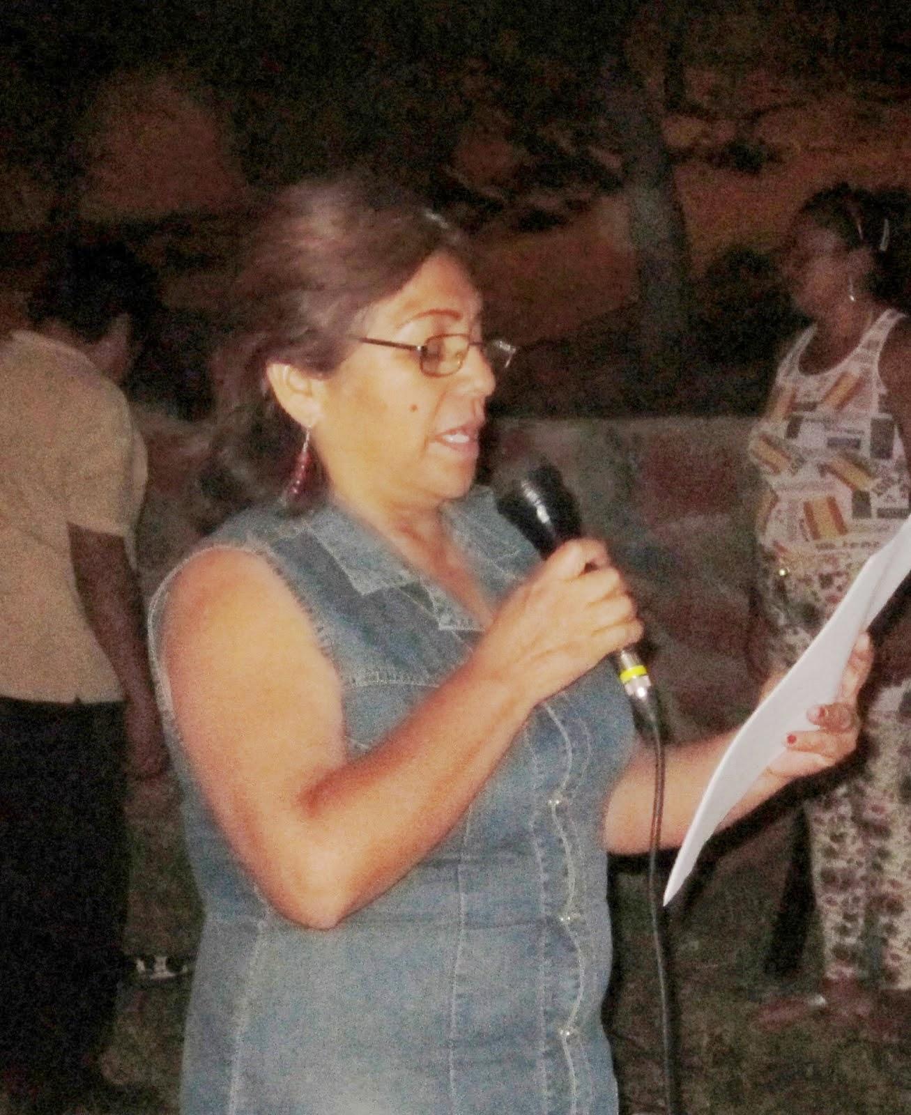 Ana María Chuquimango Vergaray