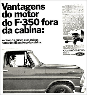 Ford; brazilian advertising cars in the 70s; os anos 70; história da década de 70; Brazil in the 70s; propaganda carros anos 70; Oswaldo Hernandez;.