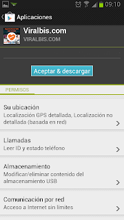 Viralbis para Android