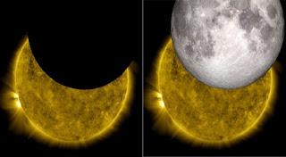 Gambar Fenomena Gerhana Matahari Yang Paling Dramatis dari daniel maulana
