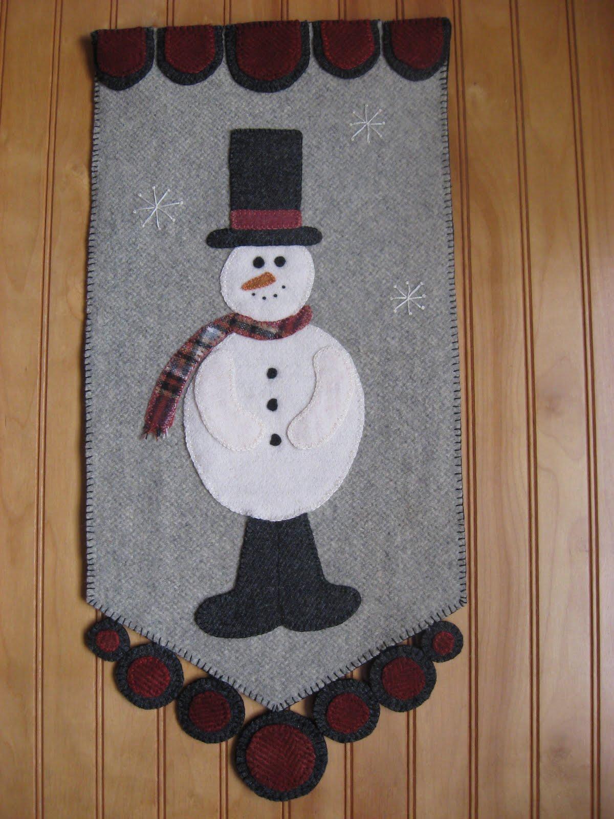 Johnny's Snowman