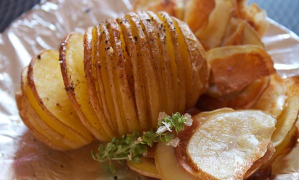 Patatas al Horno Vegan