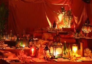 Arabian Nights Wedding Behind The Mute Button