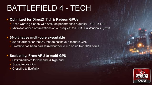 Battlefield 4 Tech Slides