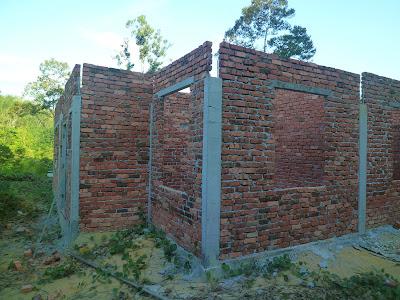 bina rumah atas tanah sendiri proses membina rumah sendiri