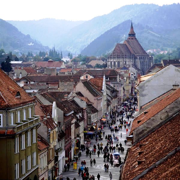 Brasov Romania  city pictures gallery : Things about Transylvania, Romania: Brasov Romania: An Important City