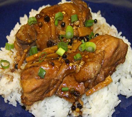 how to make pochero chicken