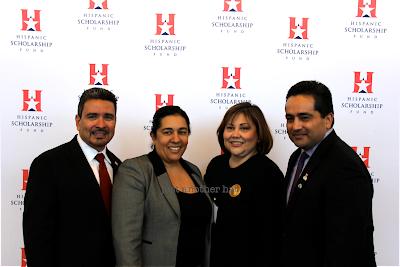 Hispanic Scholarship Foundation Executives