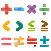 算数・数学のマーク