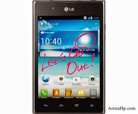 Harga dan Spesifikasi LG OPTIMUS VU P895