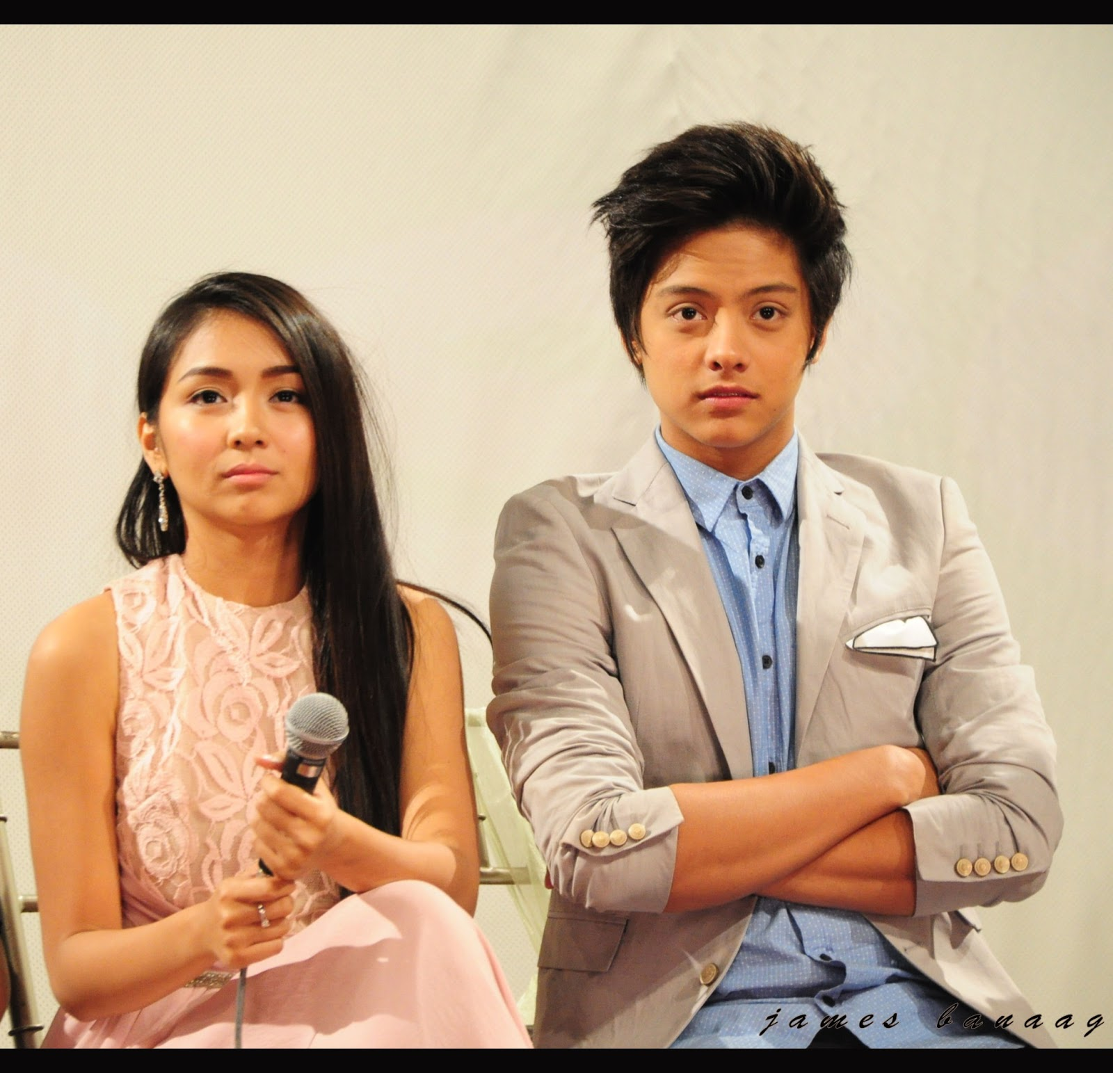 Kathryn Bernardo and Daniel Padilla? This MUST BE... LOVE ...