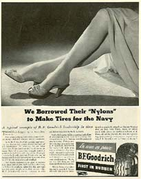 WWII+nylons Yiwu black silk stocking will transfigure your legs, showing the unique ...