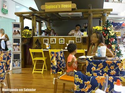 Tapioca's House: Fachada