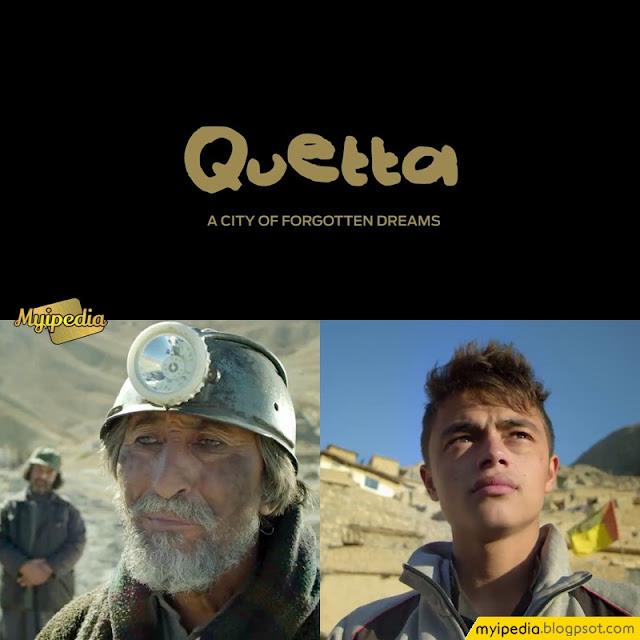 Quetta - A city of forgotten dreams Movie Video