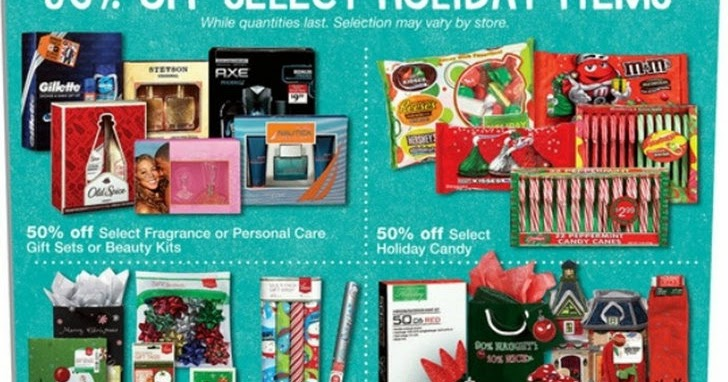 Walgreens After Christmas Sale 2012: Save 50% Off On Gift Sets ...