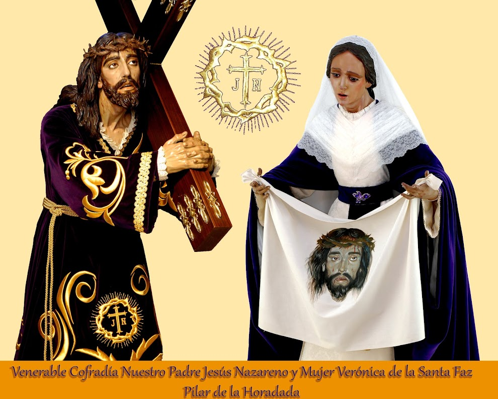 VENERABLE COFRADIA DE NUESTRO PADRE JESÚS NAZARENO Y MUJER VERÓNICA DE LA SANTA FAZ