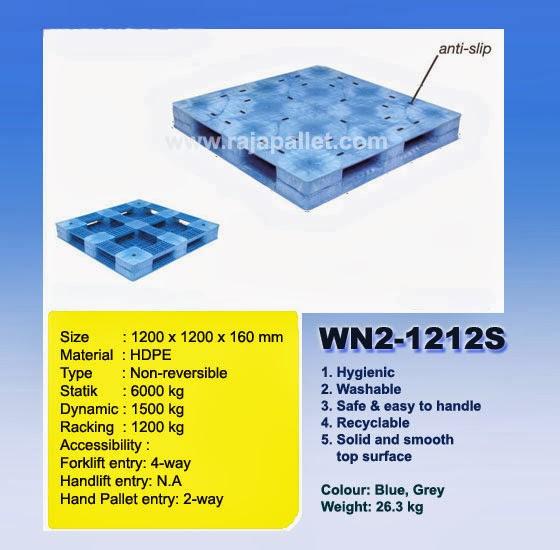 Pallet Plastik Murah WN2-1210S
