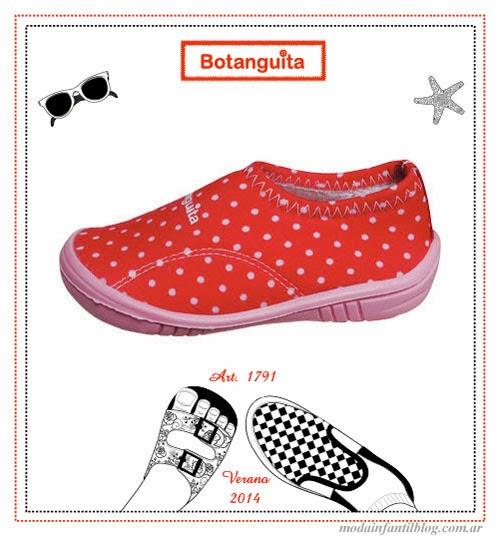 botanguita zapatillas bebas 2014
