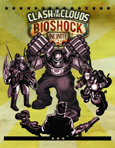 BioShock Infinite PC Full Clash in the Clouds Español Expansión