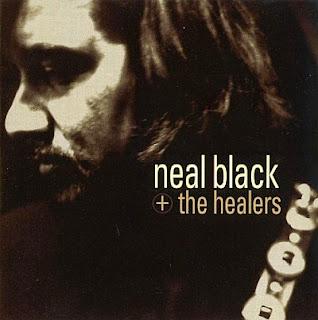 Neal Black & The Healers 1993 Neal Black + The Healers