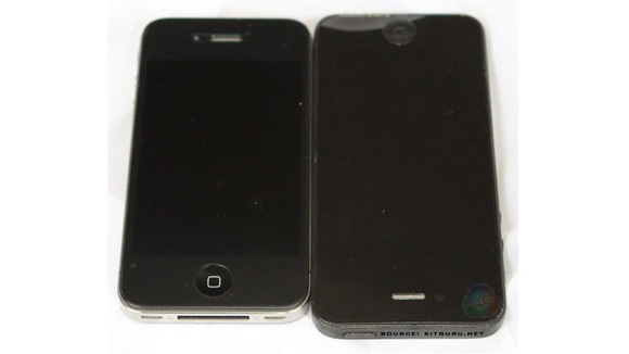 iPhone 5  Vs 4S