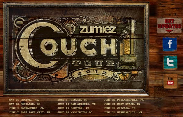 Zumiez Couch Tour