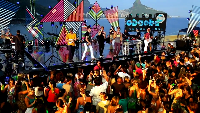 Oba Oba Samba House part. Lucas Lucco - Moleque Danado (Letra & Video Oficial)