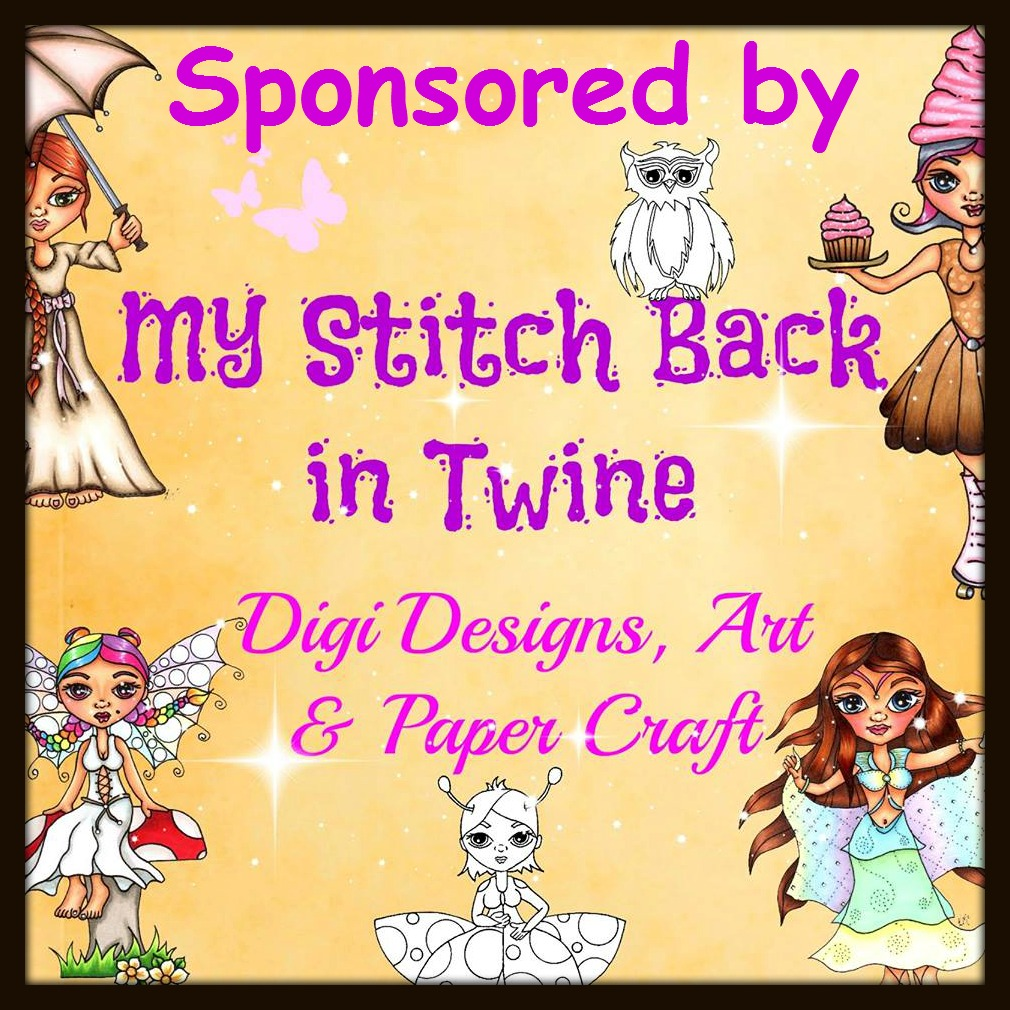 January 2017 Sponsor ~ My Stitch Back In Twine