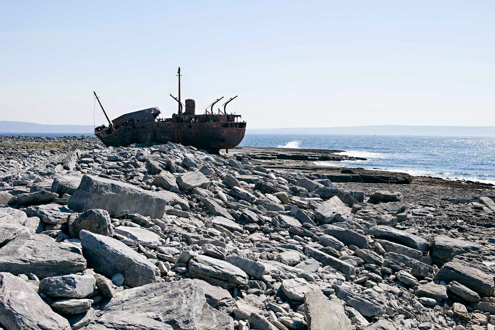 The Plassey Shipwreck