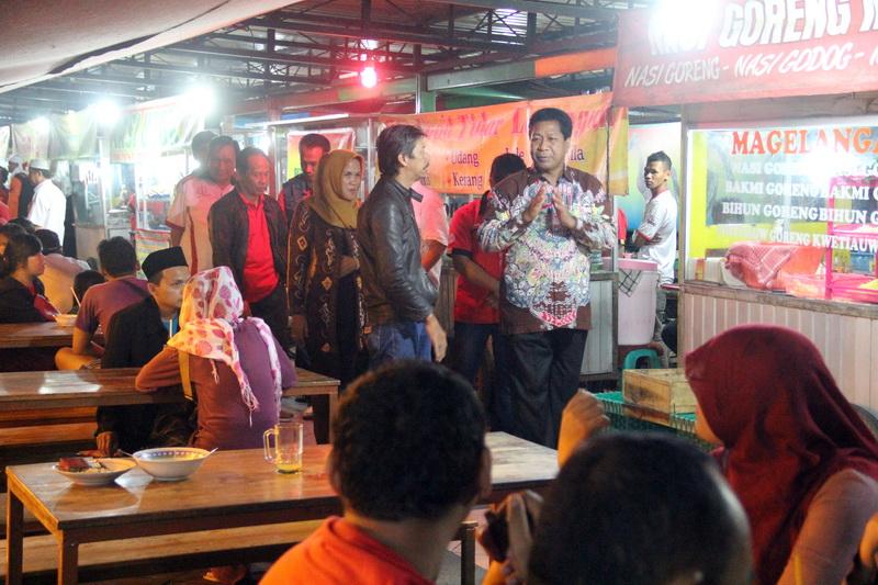 Blusukan Di Pusat Kuliner Kartika Sari Kota Magelang