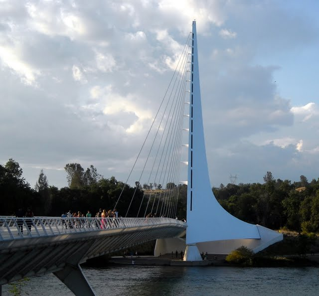 Have Retirement Will Travel Sundial Bridge At Turtle