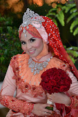 Fizah (make up by Aida)