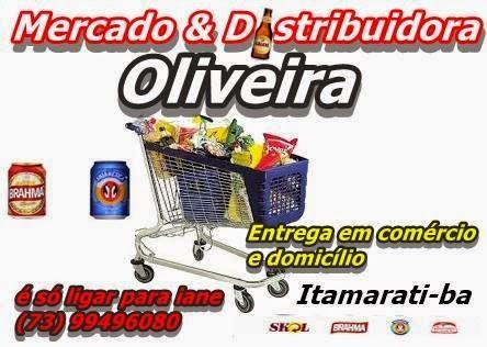 Mercado e distribuidora Oliveira