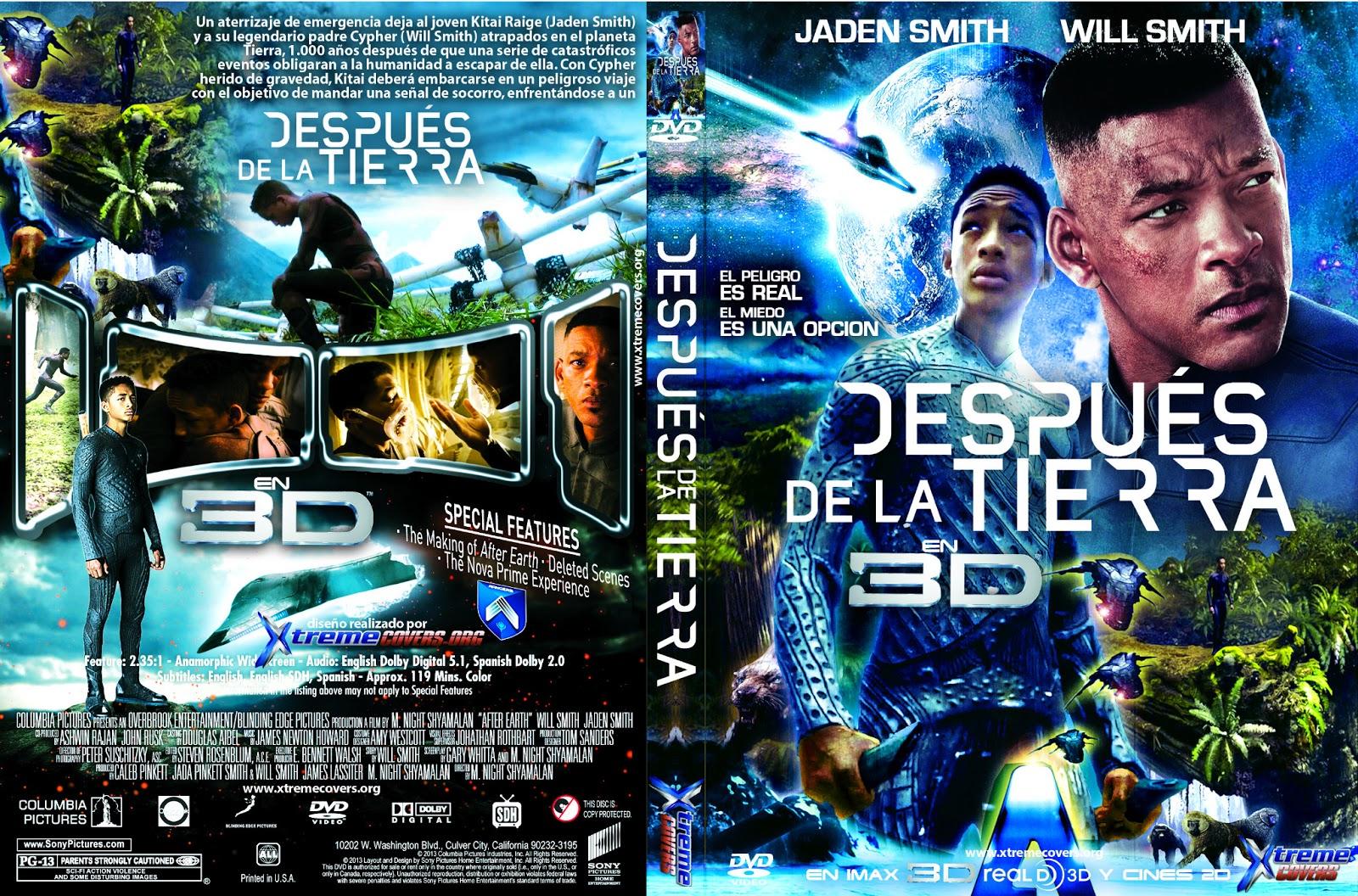 Despues de la Tierra (After Earth) (2013) Online