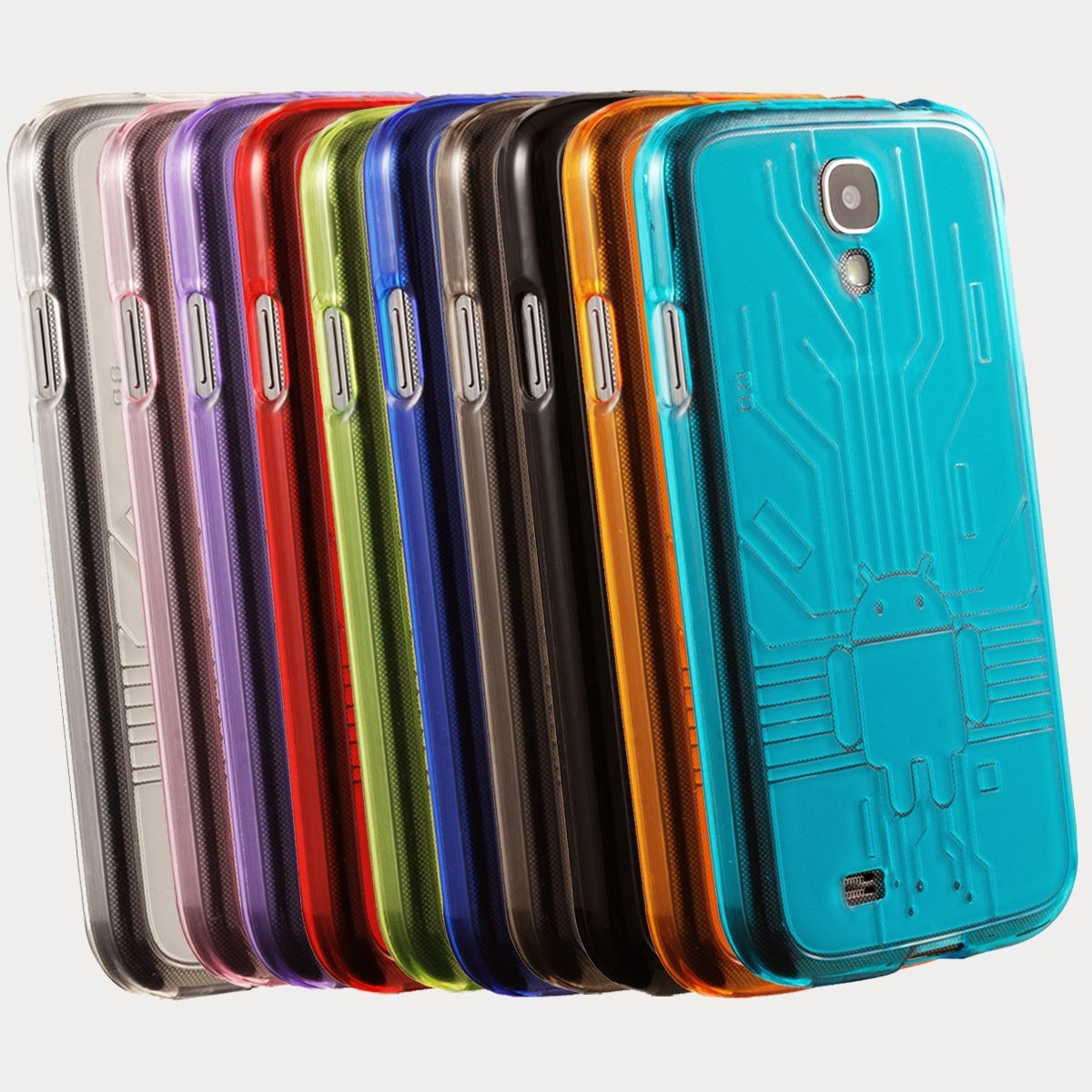 Green Galaxy S4 For samsung galaxy s4;this