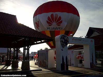 Huawei Ascend to New Heights Media Launch Titiwangsa Kuala Lumpur KL Malaysia 2012
