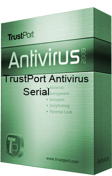 TrustPort Antivirus Serial Number Crack Keygen License Free Download