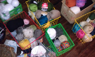 {NiccuppCrochet} Yarn Hoarder Prevention