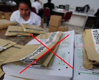 Soal Ujian Nasional Tahun 2015 Tak Lagi Pakai Pilihan Ganda