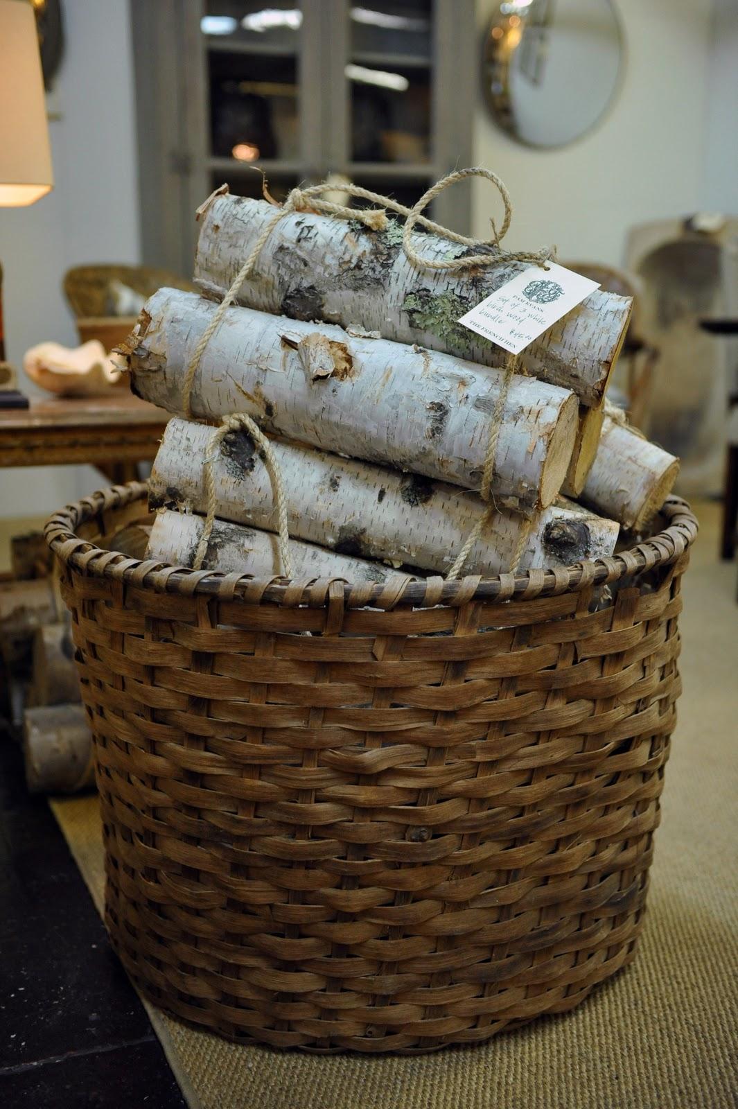 Birch Wood Logs ~ In your back pocket birch logs
