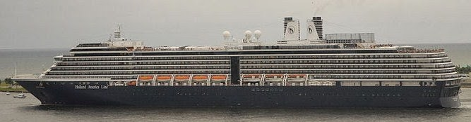 ms westerdam holland america line